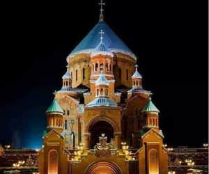 armenia, travel, and church image
