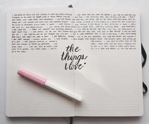 words, write, and bujo image