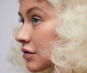 blonde, christina aguilera, and pretty image