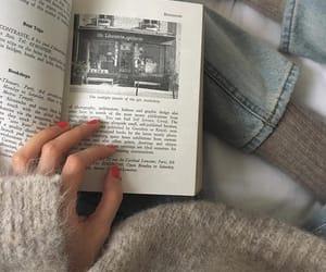 book, desktop, and study image