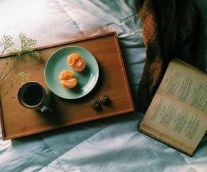 food, tea, and vintage image