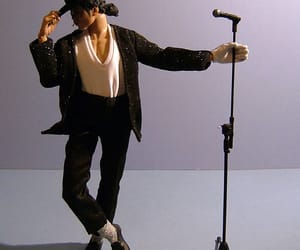 michael jackson, doll, and Billie Jean image