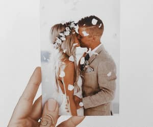 beauty, love, and couples image