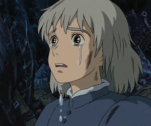 anime, howl's moving castle, and sophie image