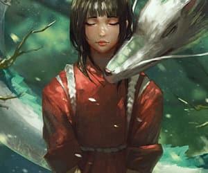 spirited away, anime, and art image