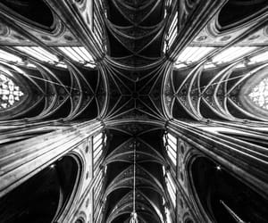 architecture and b&w image
