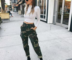 army, blogger, and style image