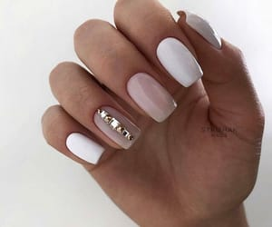 nails, beautiful, and beauty image