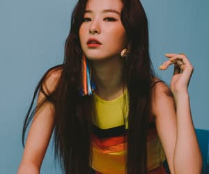 girl, seulgi, and red velvet image