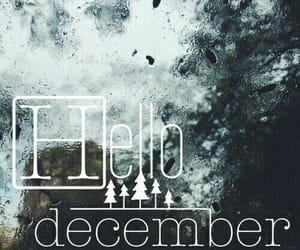 december, months, and winter image