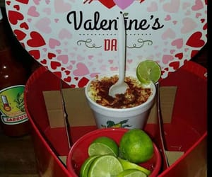 Valentine's Day, love, and elote image