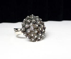 etsy, made in mexico, and adjustable ring image