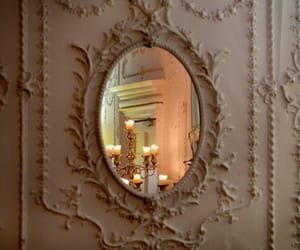 mirror, vintage, and aesthetic image