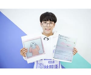 idol producer and lin chaoze image