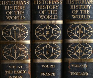 books and history image