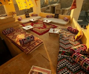 cafe, india, and rajasthan image