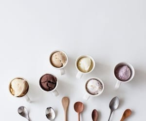 ice cream, aesthetic, and food image