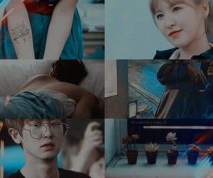couple, exo, and wendy image