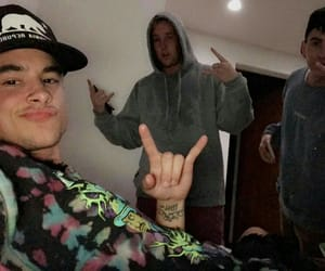 bobby mares, kian lawley, and corey la berrie image