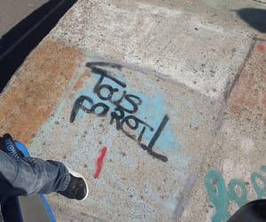 graffitis, tous, and street art image