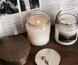accessories, aesthetic, and candle image