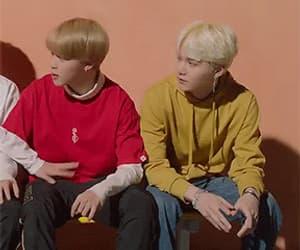 boy, gif, and jin image