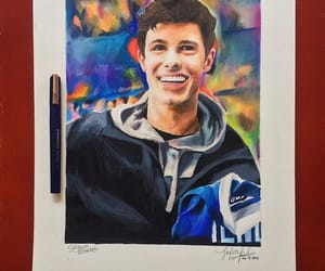 aesthetic, shawnmendes, and art image