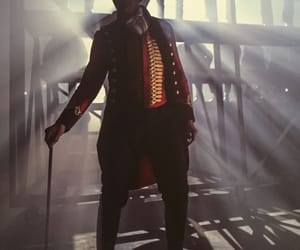hugh jackman and the greatest showman image