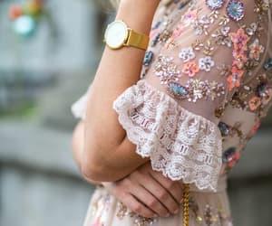 vestidos and flores image