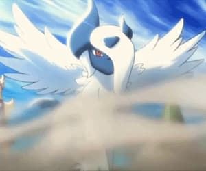 anime, absol, and beautiful image
