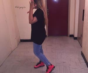 beautiful hair, clothes, and long hair image