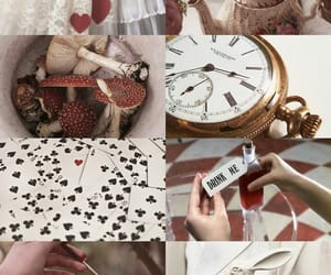 alice, alice in wonderland, and fairy tales image