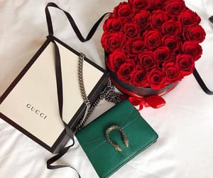 fashion, roses, and classy image