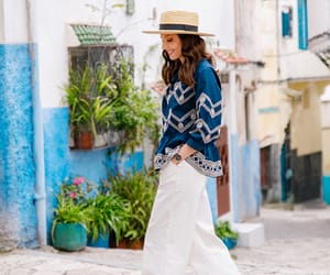 fashion blogger, morocco, and tangier image