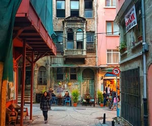 istanbul, landscape, and street image