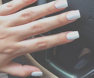 fashion, nails, and short image