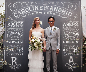 chalk, couple, and lettering image