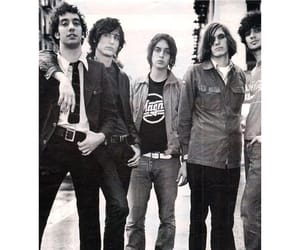 albert hammond jr, bands, and julian casablancas image