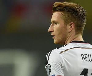 marco reus, football, and germany image