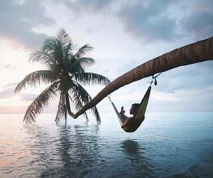 paradise, travel, and adventure image