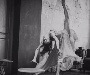 art, ballet, and beautiful image
