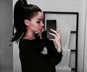 madison beer, makeup, and tumblr image