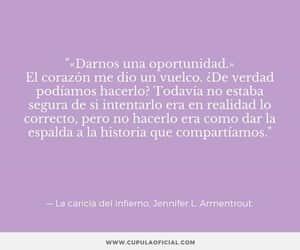 amor, oportunidad, and español image