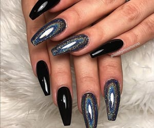 beauty, claws, and nail inspo image