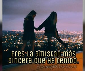 amigas, frases, and bf image