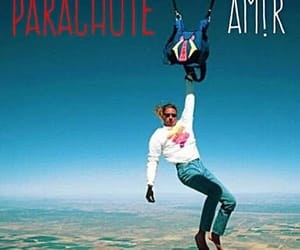 parachute and am!r image