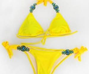 bathing suits, bikini, and monokini image