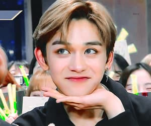 lucas, gif, and nct image