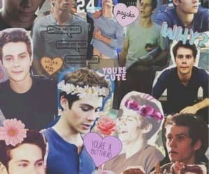 dylan o'brien, teen wolf, and Collage image