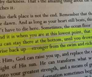 drown, yasmin mogahed, and rise up image